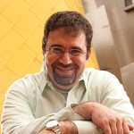 Daron Acemoglu poses for a photograph.