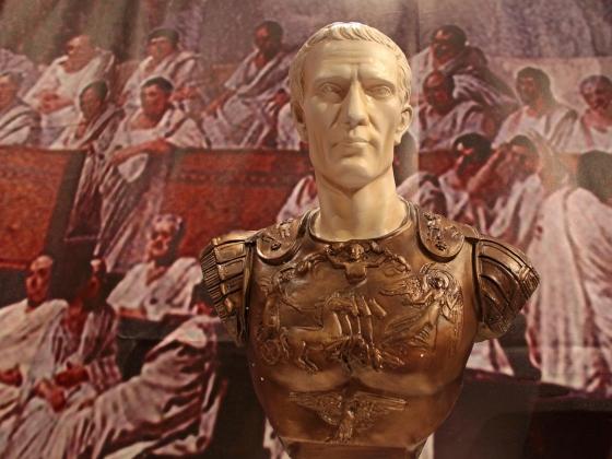 Museum of the Rockies Julius Caesar exhibit | Museum of the Rockies/MSU