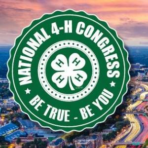 National 4-H Congress Banner