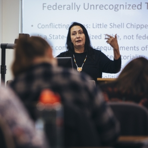 Gail Small Teaching Indian Law and Policy