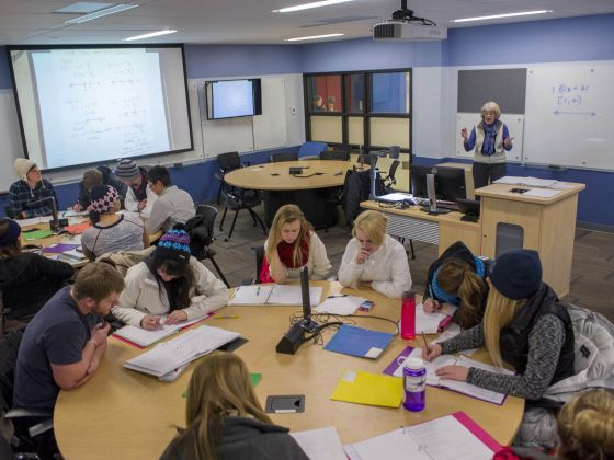 Innovative Use Of Classroom : Msu news wins award for use of innovative active