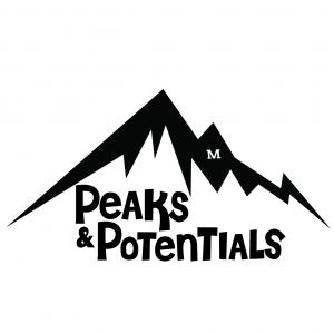 Peaks & Potentials logo
