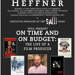 """On Time & On Budget: the Life of a Film Producer"""