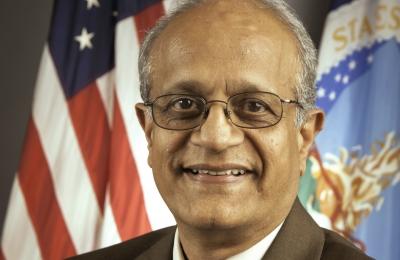 USDA NIFA Director Dr. Sonny Ramaswamy