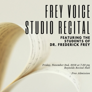 Frey Studio Recital