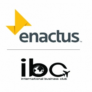 Enactus Club + IBC logo