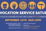 Convocation Service Saturday |