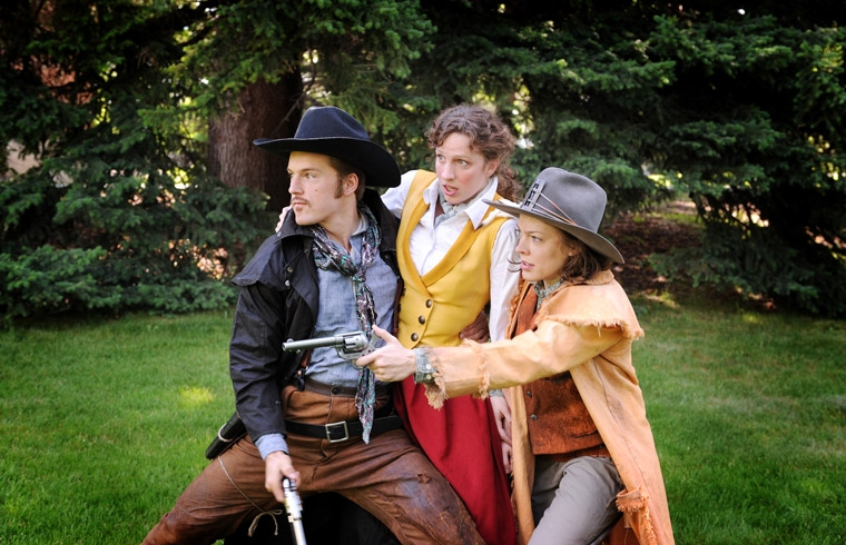 "Free performances of ""The Taming of the Shrew"" set for June 17-20 at MSU"