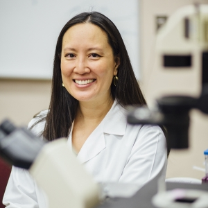 Connie Chang, assistant professor of chemical and biological engineering at the Center for Biofilm Engineering
