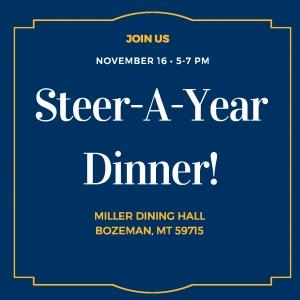 Steer-A-Year Invitation
