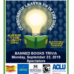 Banned Books Trivia