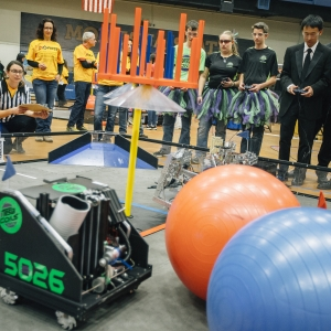 FIRST LEGO League and Tech Challenge Robotics Competition