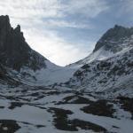 Robertson Glacier.