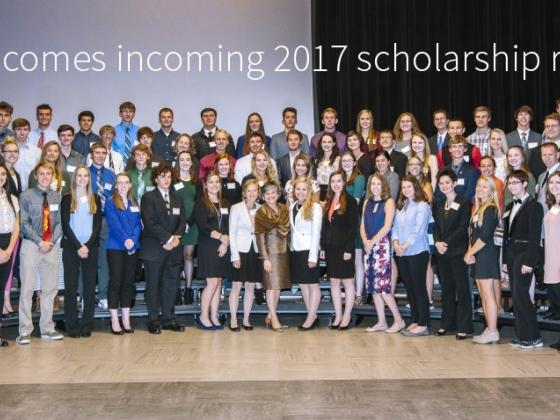 MSU welcomes incoming 2017 scholarship recipients | Adrian Sanchez-Gonzalez/MSU