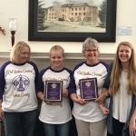Past and present: Phi Upsilon Omicron national project award winners, MSU's Epsilon chapter