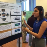 MSU student presents at National Conferences for Undergraduate Research