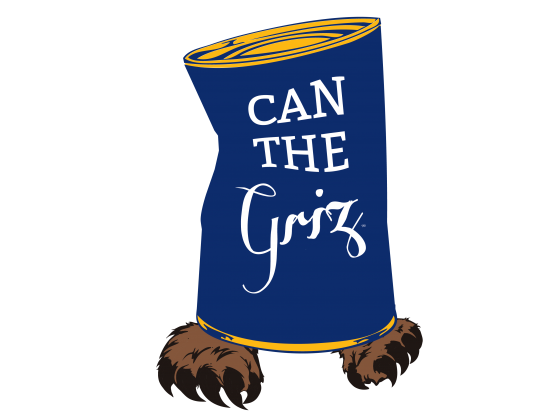 Can the Griz logo |