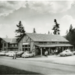 Haynes picture store in Yellowstone National Park.