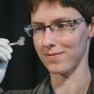 Carol Baumbauer Receives NSF Graduate Research Fellowship
