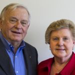 Don and Sue Fisher.