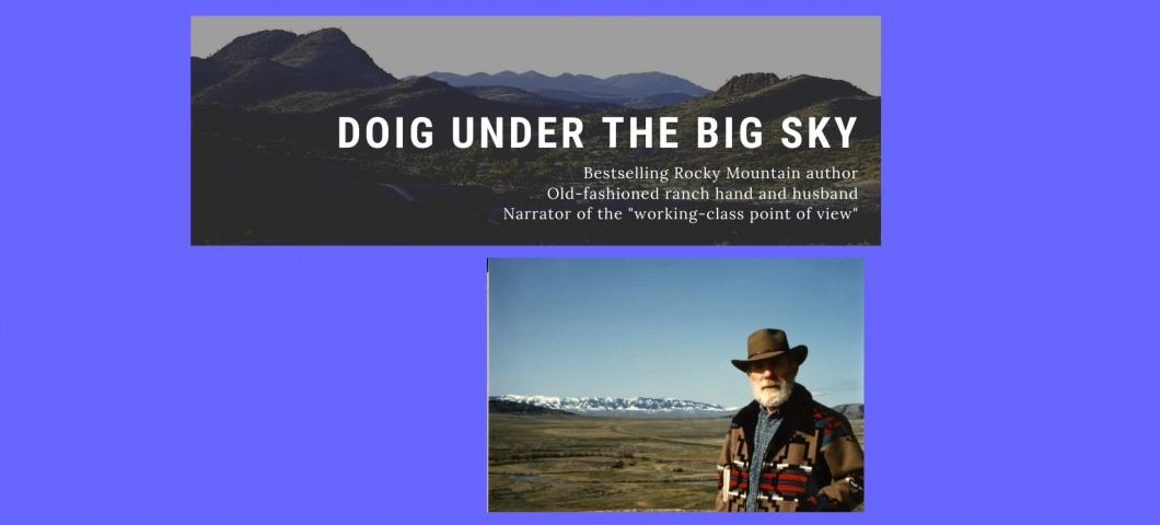 SpecCol - Doig Under the Big Sky