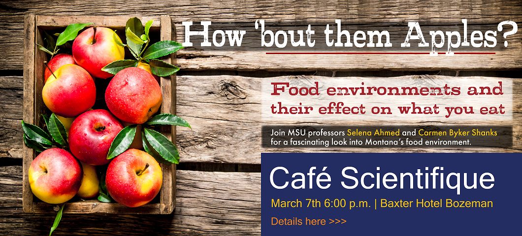 Cafe Scientifique | Food and Health Lab