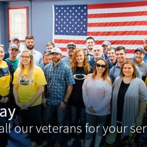 Veterans Day 2017 (Nov. 11 image)