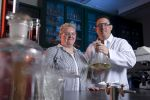 Researchers Dr. Christopher Doona and Ms. Florence Feeherry. |