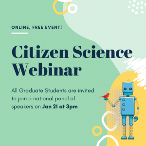 Citizen Science Webinar