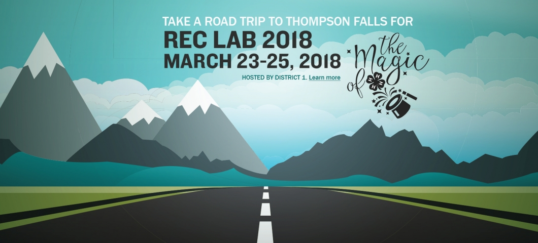 Montana 4-H Rec Lab 2018