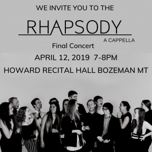 Rhapsody Acapella Final Concert