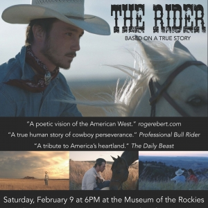 """The Rider"" Film Poster"