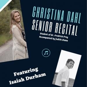 Dahl Senior Recital