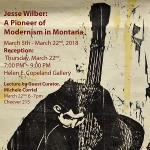 Jessie Wilber: A Pioneer of Modernism in Montana