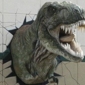 Glendive dinosaur