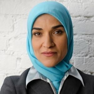 American Muslim scholar Dalia Mogahed