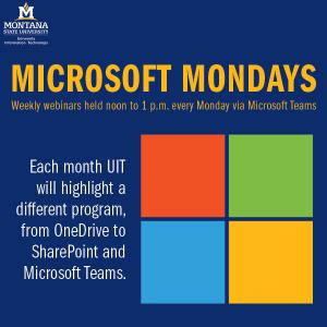 Microsoft Monday logo
