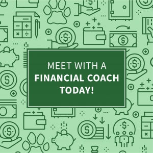 Meet with a financial coach