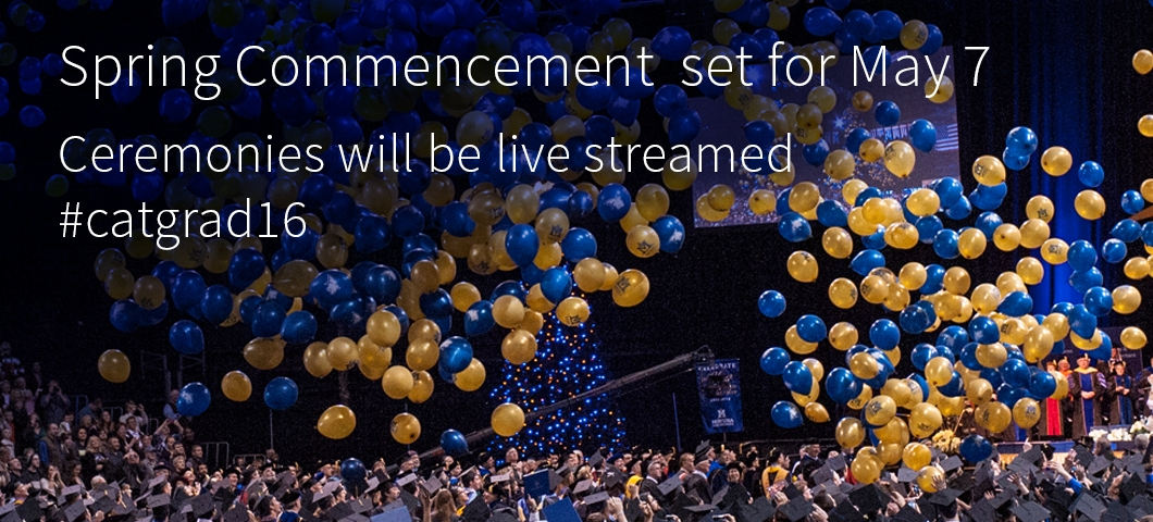Spring Commencement |