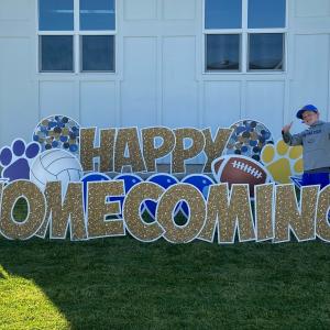 Happy Homecoming