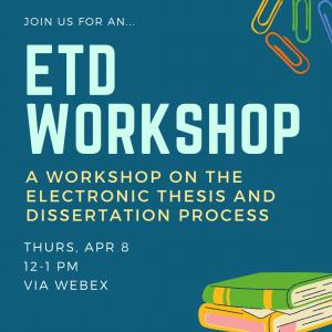 ETD Workshop
