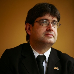 Miguel Fraga, first secretary at the Embassy of the Republic of Cuba in Washington DC