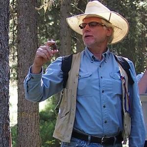 Dave Roberts teaches Rocky Mountain Vegetation course