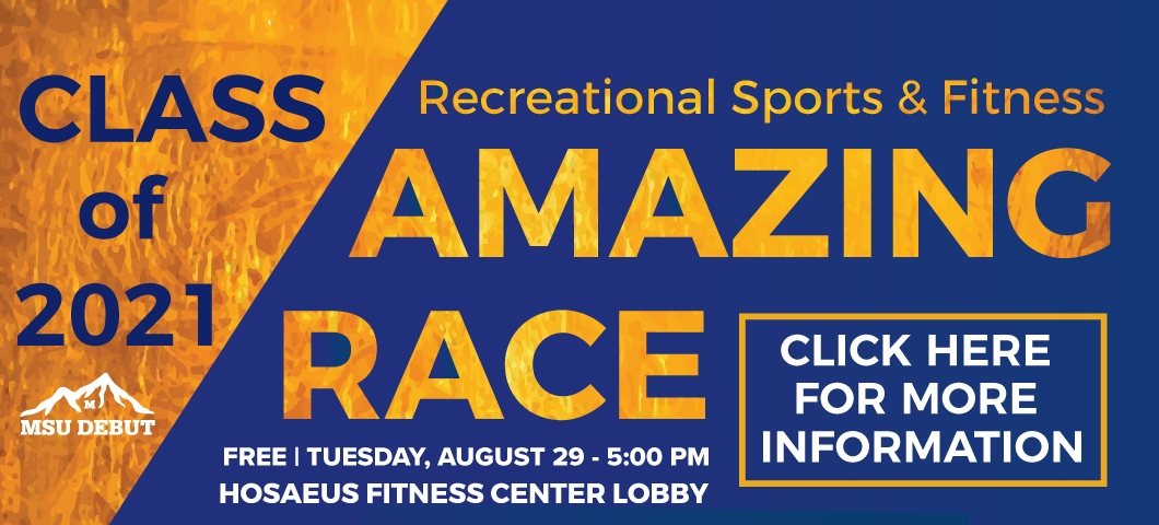 Amazing Race at the Hosaeus Fitness Center