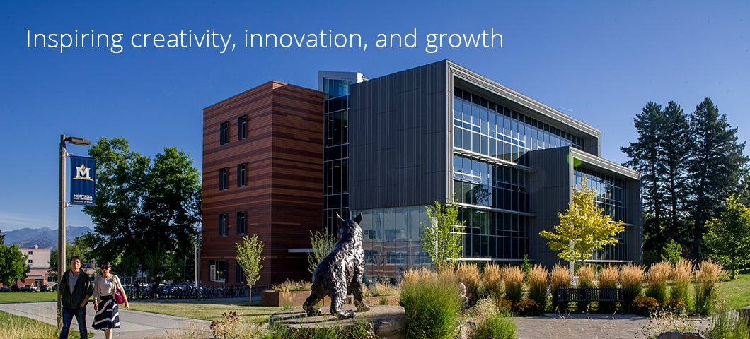 Jabs Hall - Creativity, innovation and growth