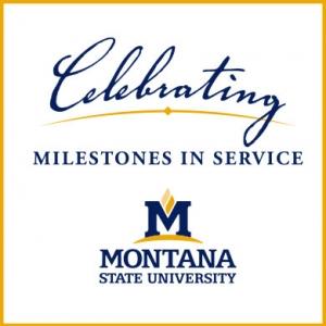 Milestones in Service logo