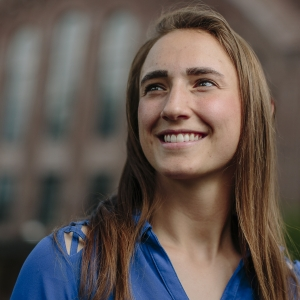 Gilman Scholar Maria Michelotti