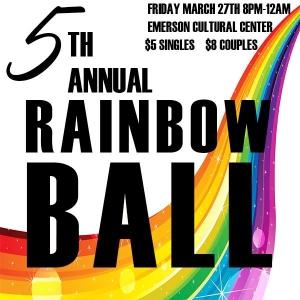 QSA MSU Rainbow Ball