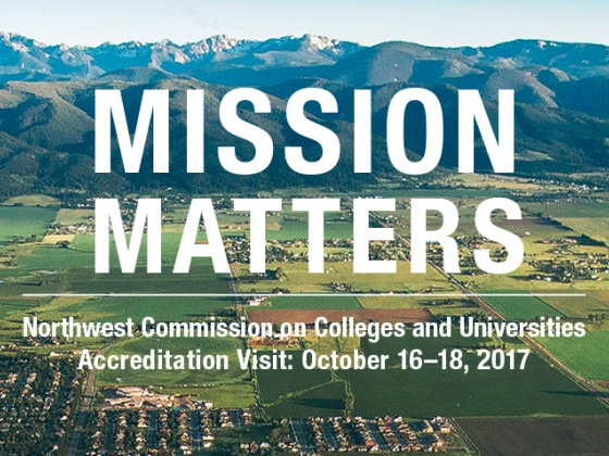 Accreditation Visit October 16-18, 2017