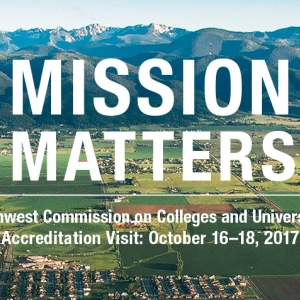 Accreditation Visit October 16-18, 2017